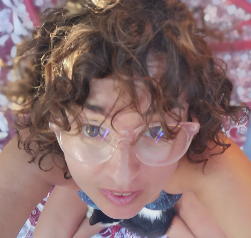 Isabelle Arvers in Ras Abu Galum, Sinaï, Egypt, 2018