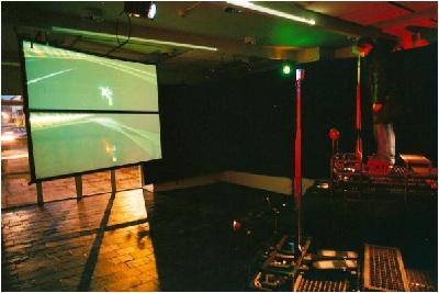 Cavity Resonator, Time's up, 2004