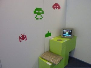 Game Heroes old platform game