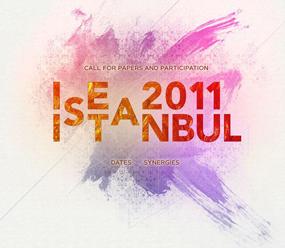 Logo ISEA 2011 Istanbul