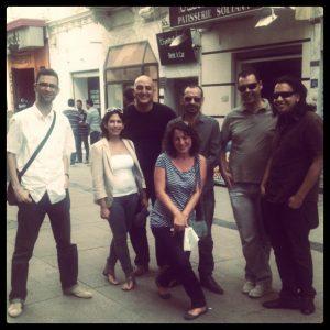 Team 2.0 Tunis 1er oct 2011