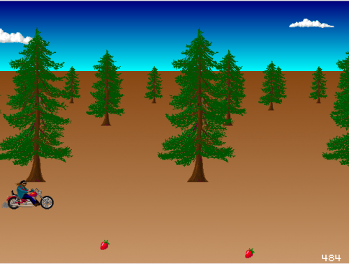 Relax Bike a game by Mike Meyer
