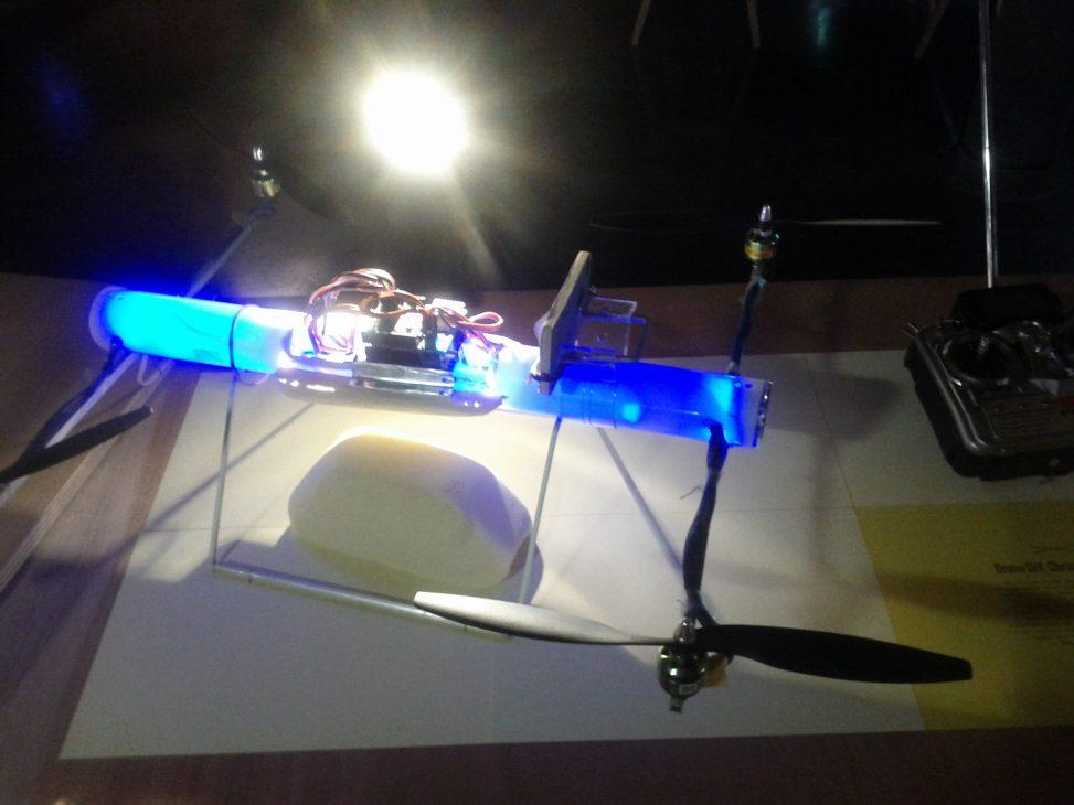 Drone DIY Imaginarium