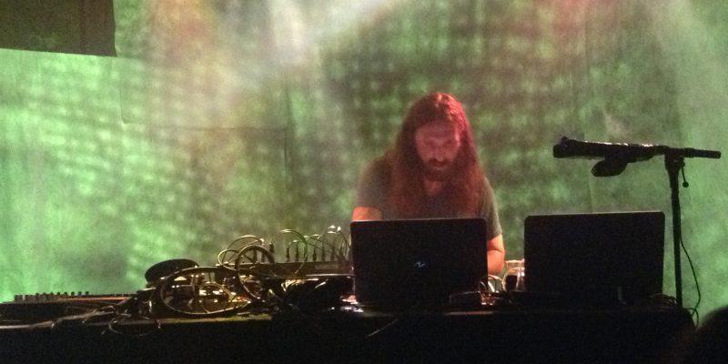 Live de Marklion et visuels de Sébastien Thon Obsin 2013