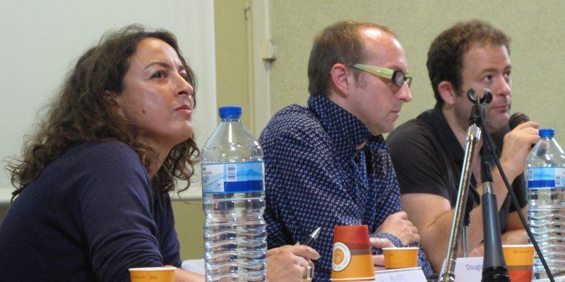 A crossing industry un jeu de l'atelier Hypermedia de l'ESAix et Cédric Parizot