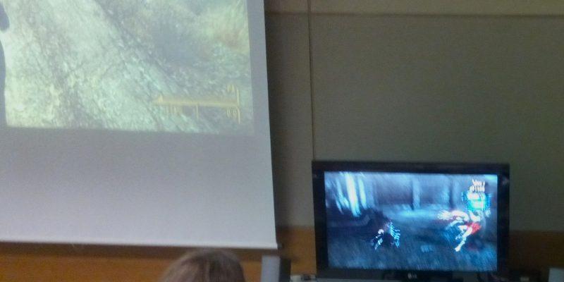 Formation Jeux Vidéos en Bibliothèque au Carré d'Art à Nimes