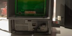 Vectrex Evolution of Gaming / Retro-Gaming Exhibition by Isabelle Arvers