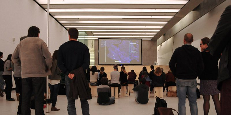 The Art of Bordering, Maxxi, Rome, Curated by Isabelle Arvers