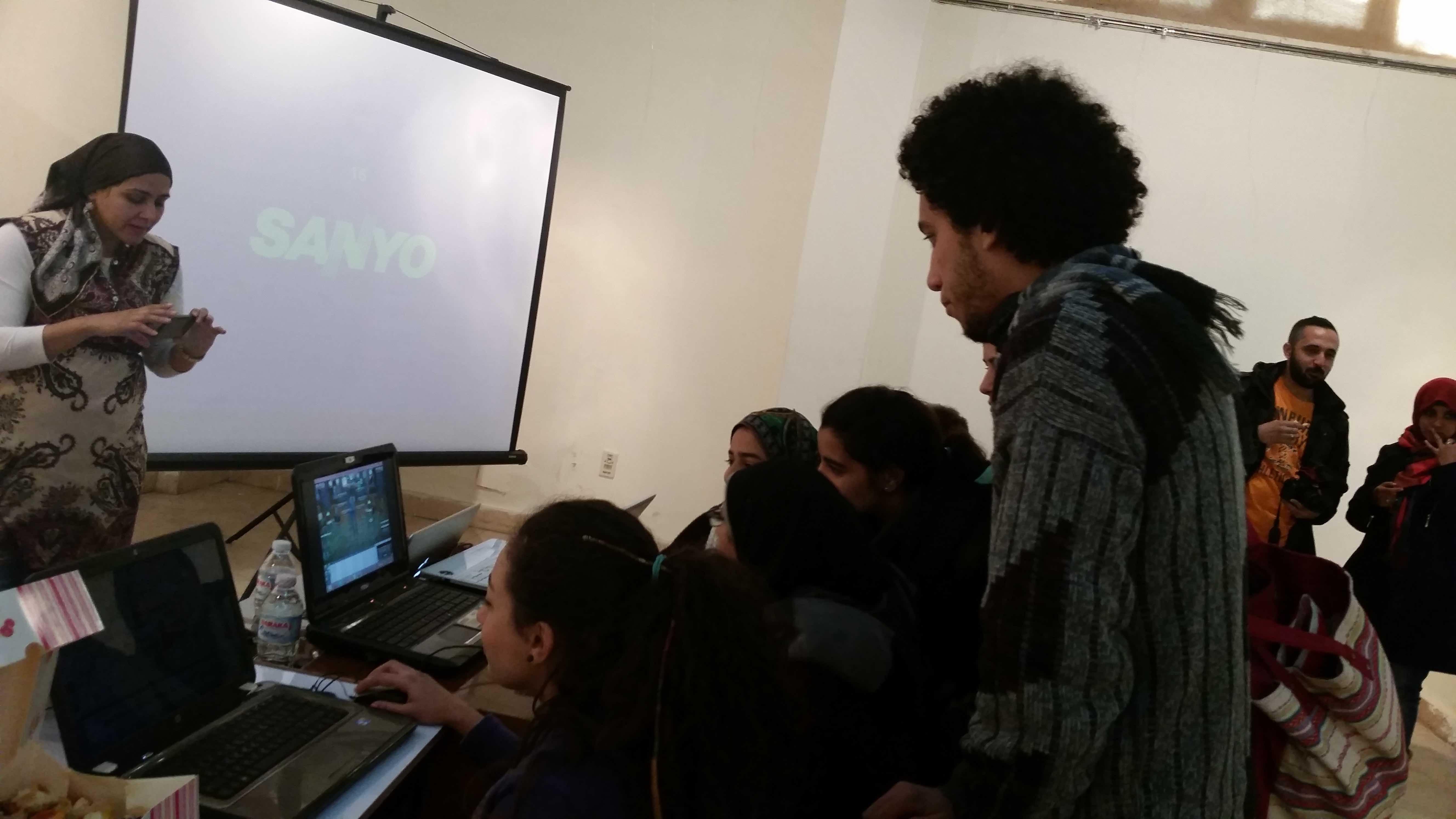 cairo-workshop