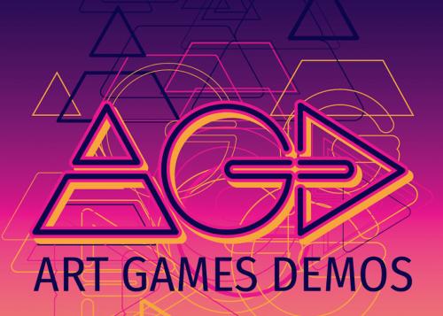 Art Games Demos Poster