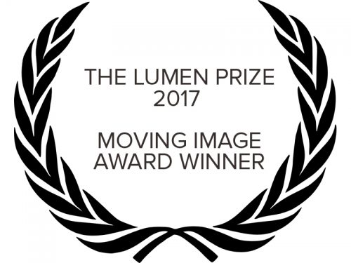Moving Image Award Lumen Prize Isabelle Arvers