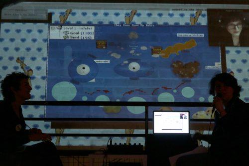 Art Games Demos, VV, Isabelle Arvers, Chloé Desmoineaux