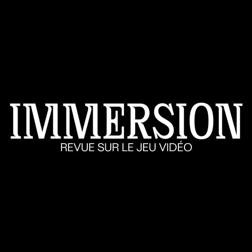logo immersion revue