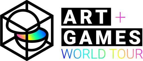Logo Art and Games World Tour by Isabelle Arvers