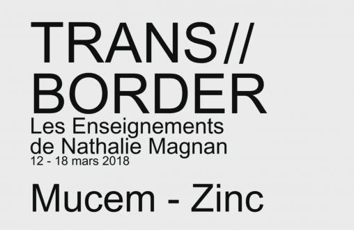 TRANS//BORDER, Les Enseignements de Nathalie Magnan — La ronde des tables