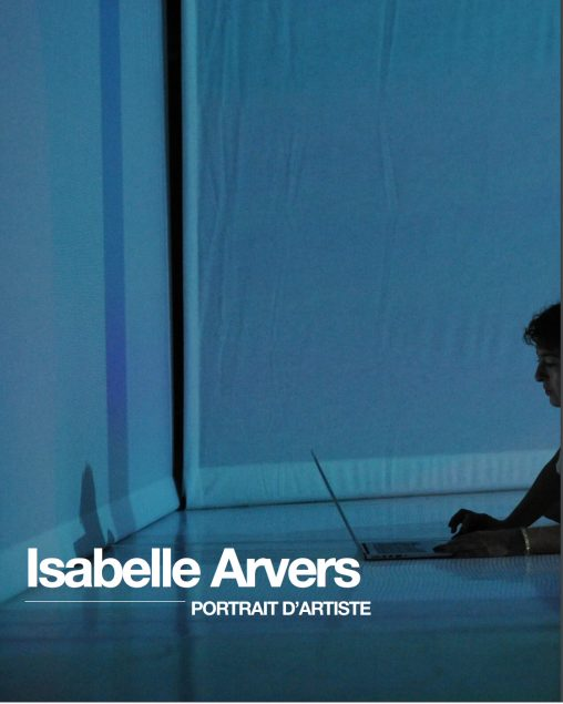 Portrait d'artiste Isabelle Arvers Turbulences Video n°104