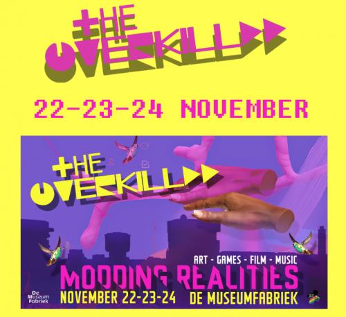 Art Games World Tour at Overkill