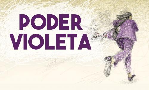 Carlos Roberto Torres Parra:  Poder Violeta