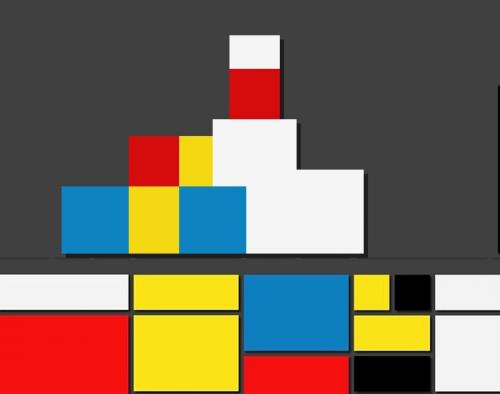 Esteban Betancur – Laura Arroyave – Mondrian Game