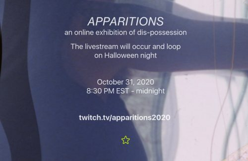 apparitions exhibit