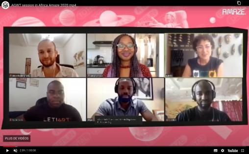art games world tour africa arvers amaze