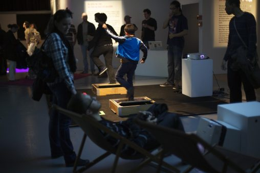 Games Reflexions, curator Isabelle Arvers