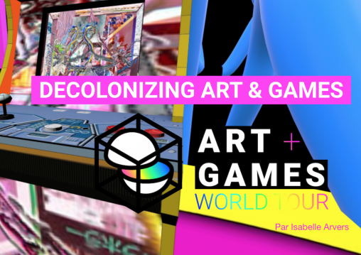 decolonizing art and video games by isabelle arvers FILEALIVE / ARQUIVOVIVO online meetings